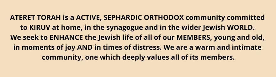 Ateret Torah – Home